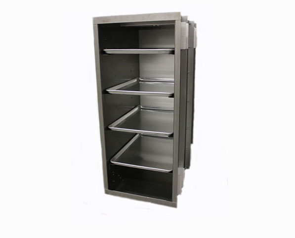 Picture of Restaurant Dumbwaiter in Action